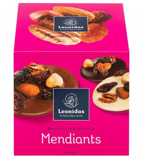 Formosa mendiants chocolates
