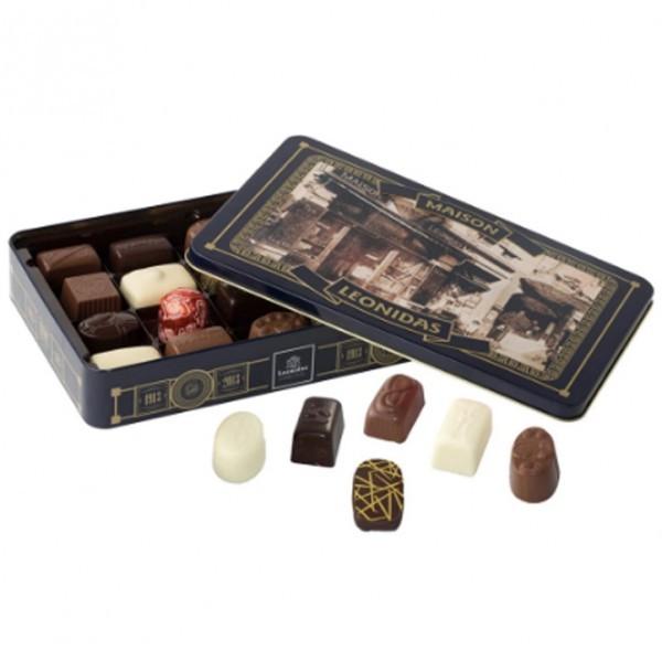 Tin of Formosa ballotin chocolates