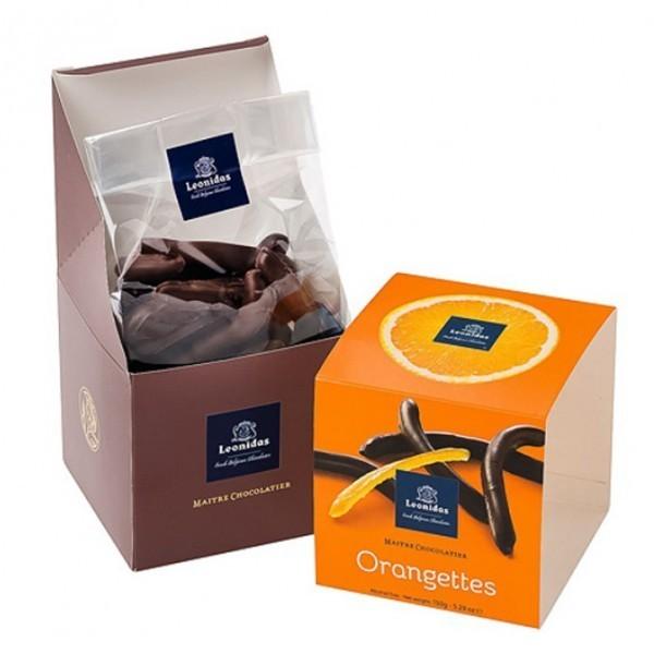 Formosa orangettes chocolates